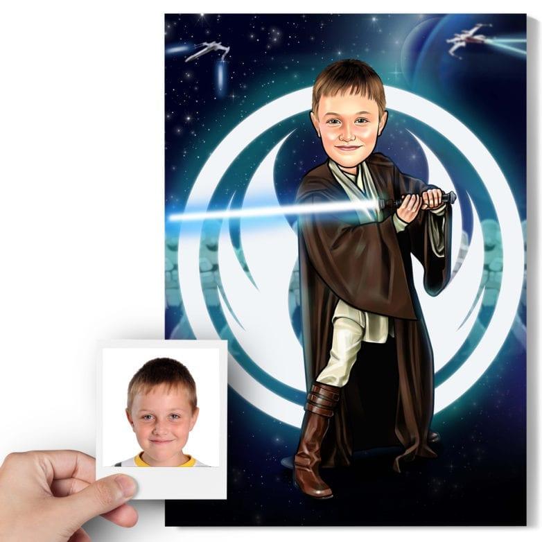 star wars jedi knight customization